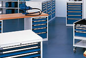 Industrial Furniture Systems
